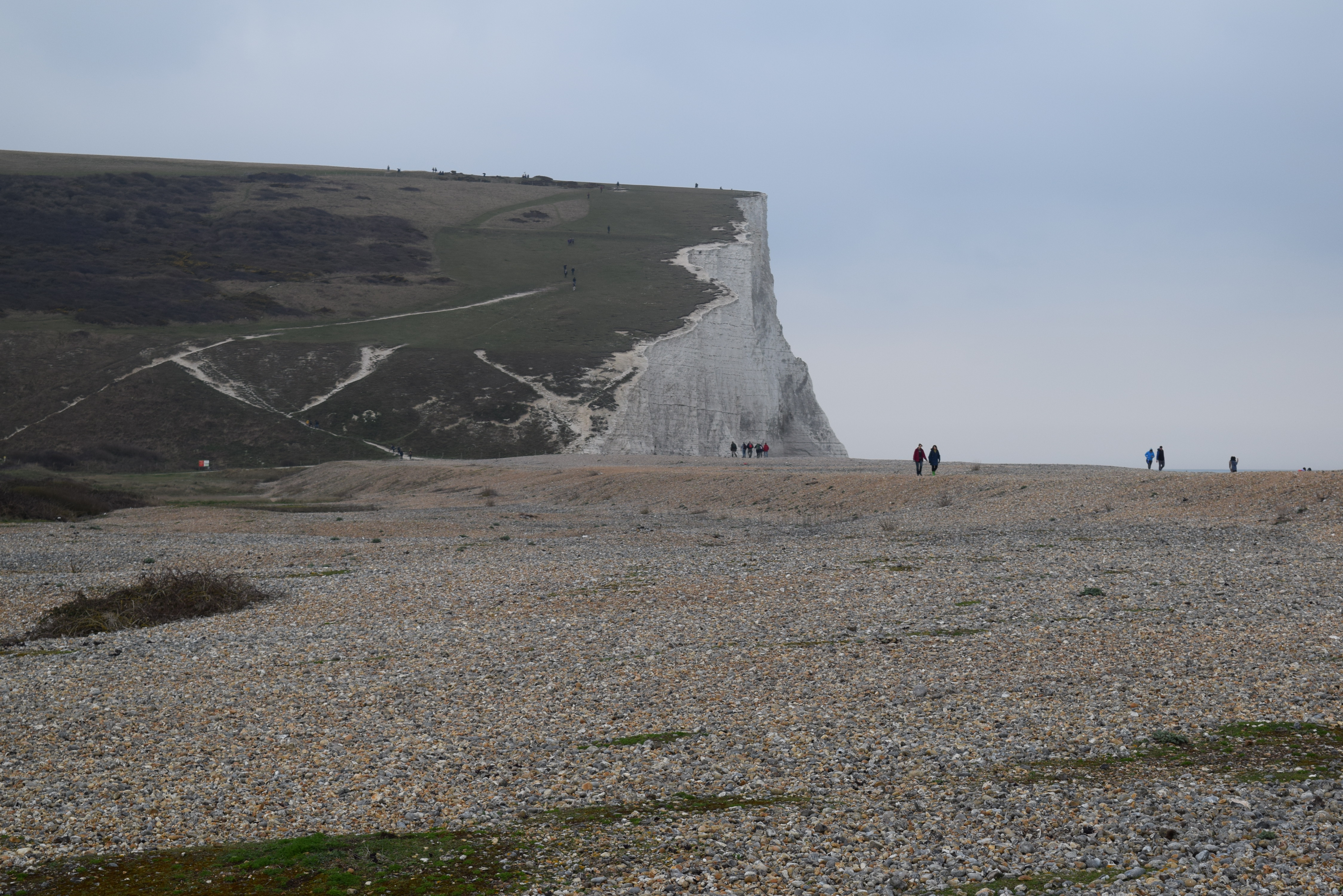 My Visit to Seven Sisters